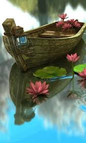 images beautiful canoe and water